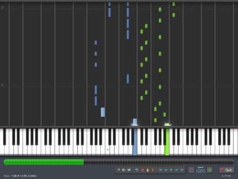 All of Me (Jon Schmidt) Piano HD