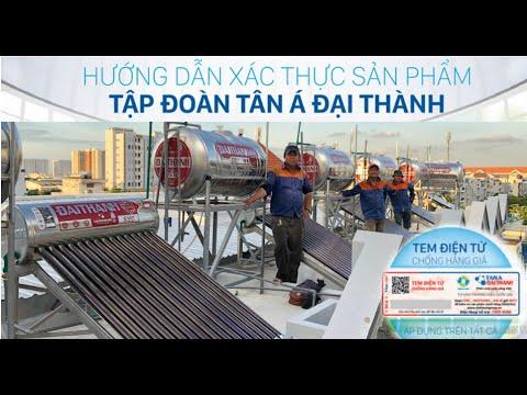 Hướng dẫn cách nhận biết Sản phẩm Tân Á Đại Thành chính hãng | tiendatvn.com.vn