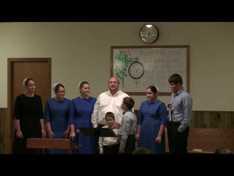 Calvary Mennonite Church  - Mark Yoder Family - February 5, 2017