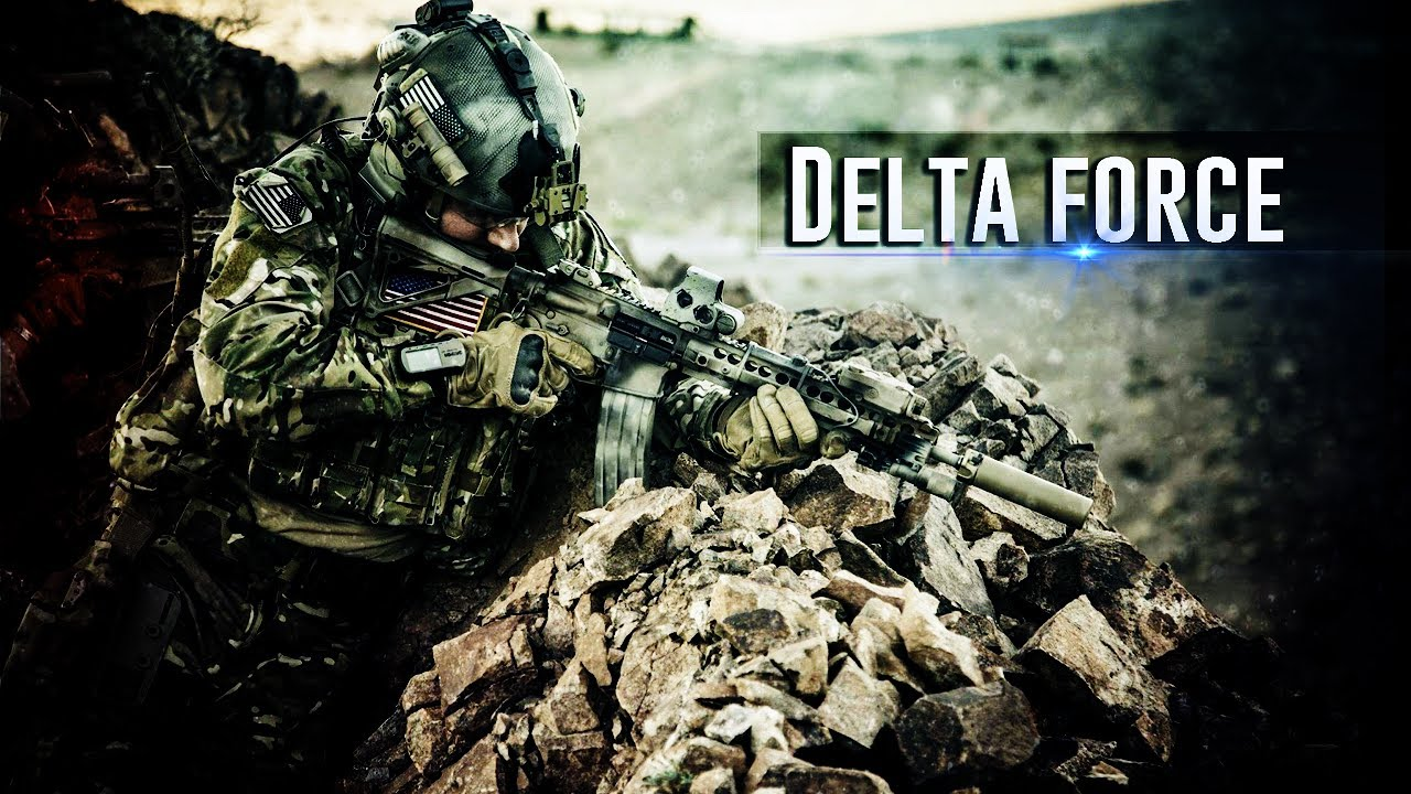 Delta Force 1st Sfod D Cag Youtube