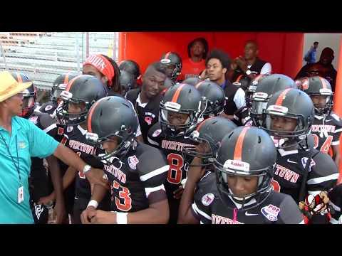 Pop Warner | Pee Wee | Overtown Tornadoes (Money Team) vs Palmetto Raiders Sean Taylor Classic
