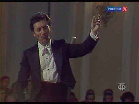 Yuri Temirkanov conducts Tchaikovsky Symphony no. 6 - video 1983