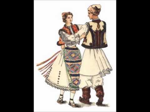 Theodor Rogalski - Three Rumanian Dances / Trei dansuri românești