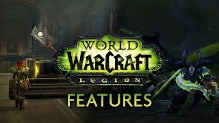 world of warcraft legion extended preview