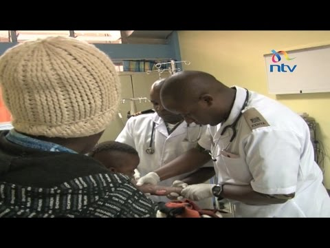 KDF doctors deployed to Kenyatta National Hospital - #HealthCrisis