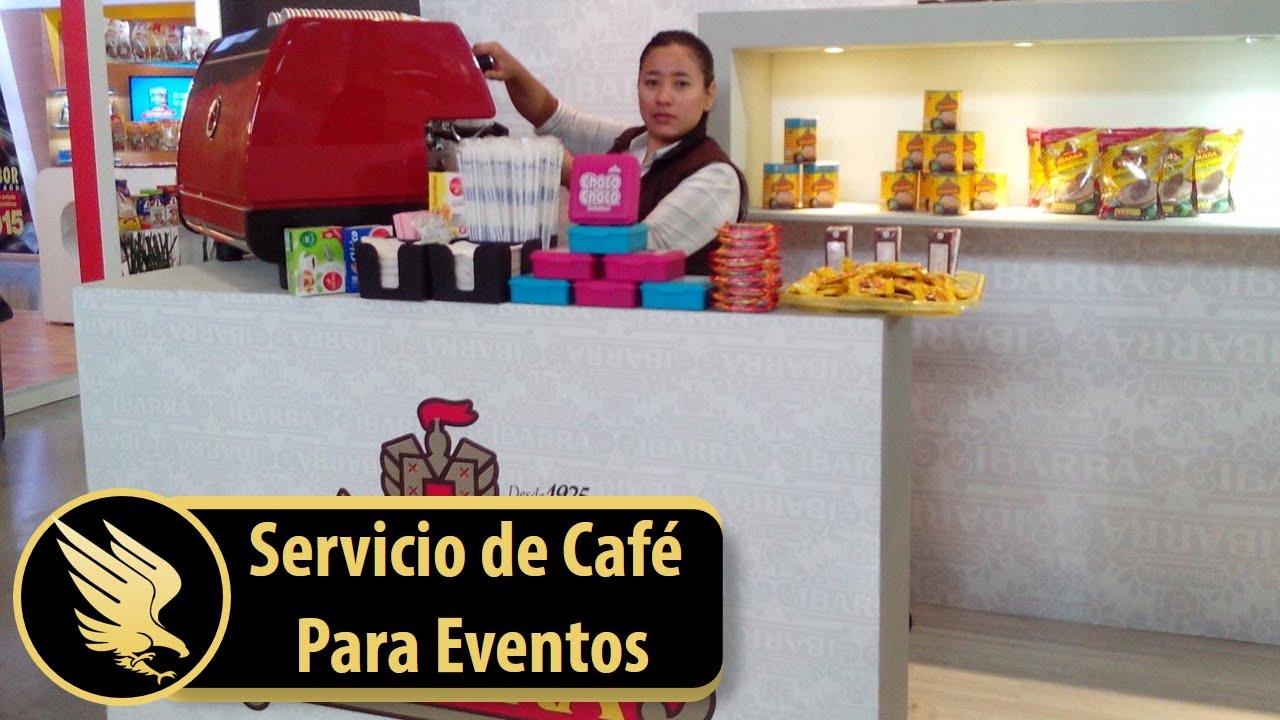 servicio de cafe para eventos btl activacion de marca