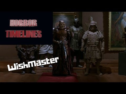 Horror Timelines Episode 18 : Wishmaster