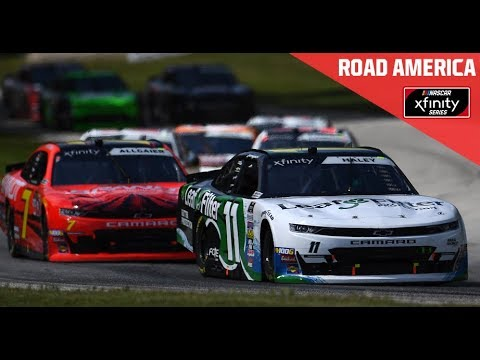 NASCAR Xfinity Full Race Replay: Twists and turns of Road America