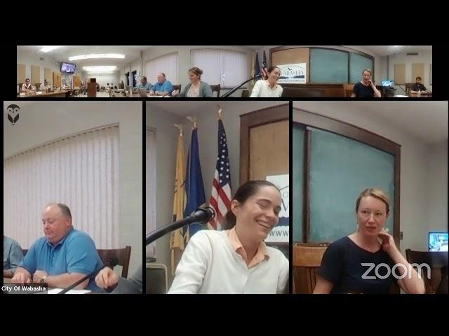 6-2-2021 Wabasha City Council Meeting