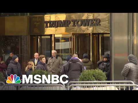 'About Time': Former Trump Exec Isn't Surprised By Criminal Probe | MSNBC