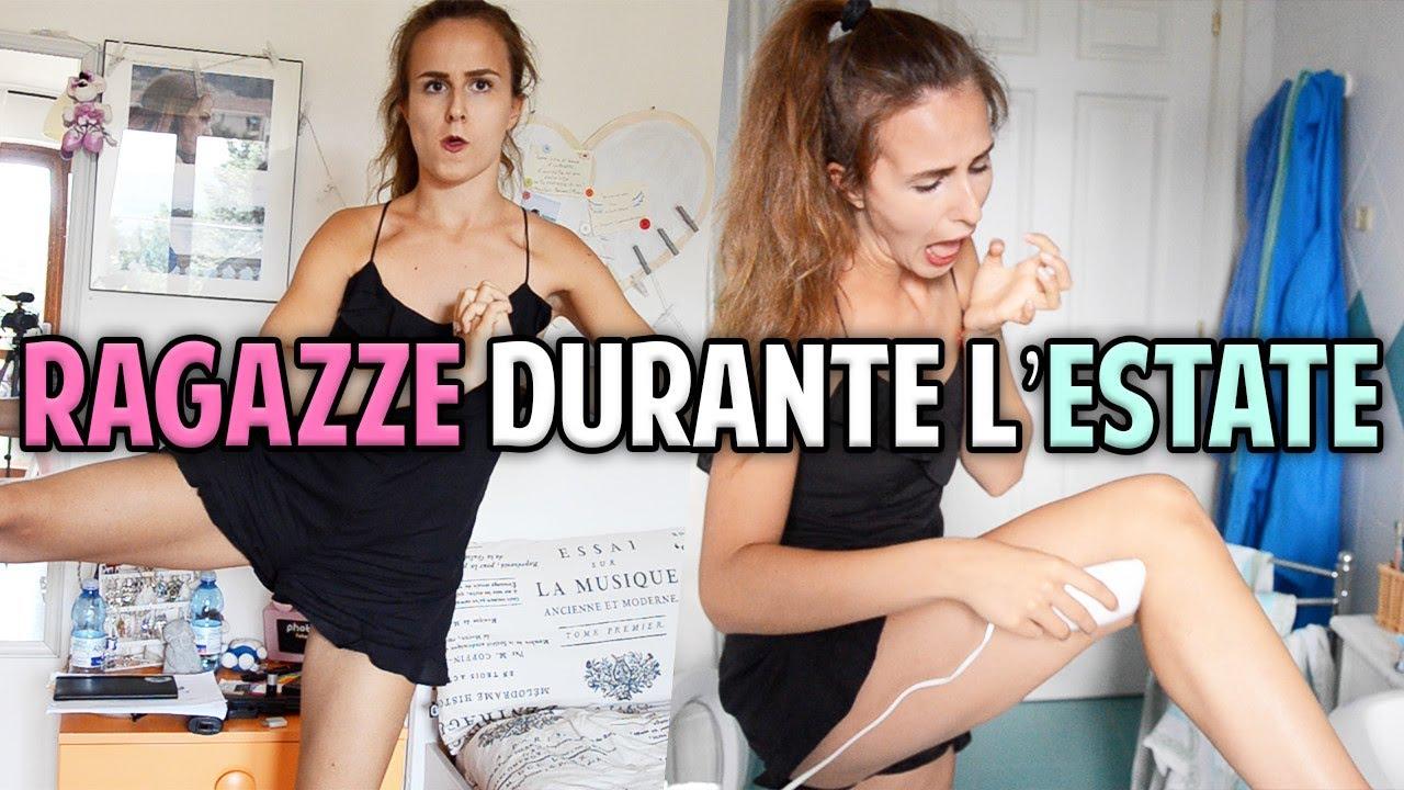 Cosa fanno le ragazze durante l 39 estate youtube - Cosa fanno le donne in bagno ...