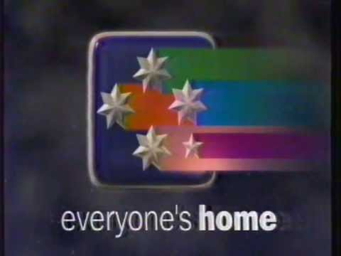 Southern Cross Television - Everyone's Home long promo