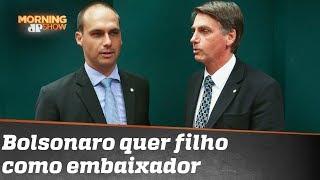 Eduardo Bolsonaro, o Embaixador (do Brasil nos EUA)