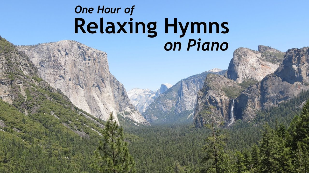 One hour of relaxing hymns on piano youtube ccuart Image collections