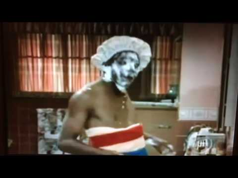 Family Matters: Steve Urkel and Laura naked in the bathroom