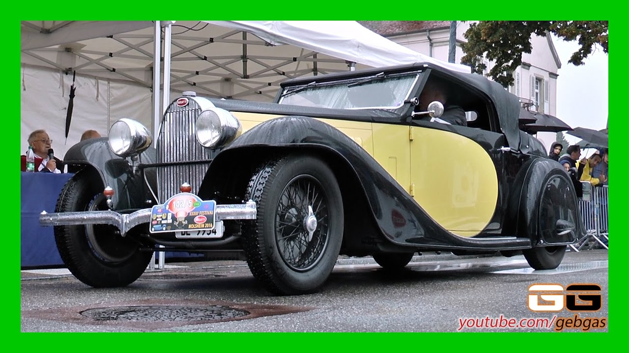 bugatti type 57 stelvio usine 1934 2016 molsheim youtube. Black Bedroom Furniture Sets. Home Design Ideas