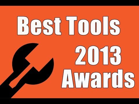 Tool Awards  - The Best Tools of 2013