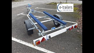 Gambar cover Extreme EXT 500 Bunk Trailer - Fully Galvanised