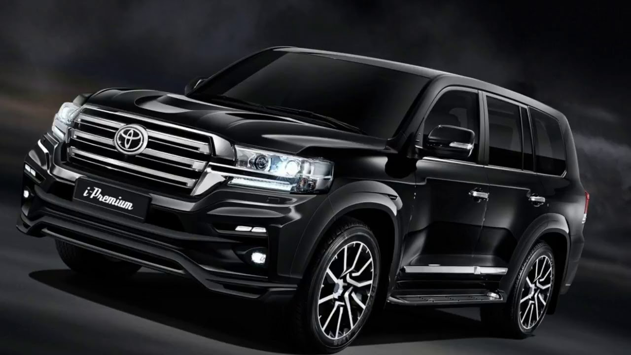 toyota 2019 land cruiser
