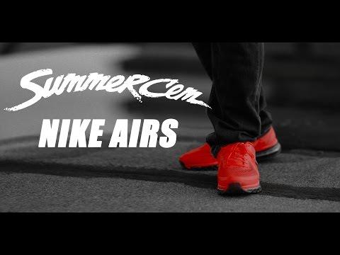 Summer Cem - Nike Airs