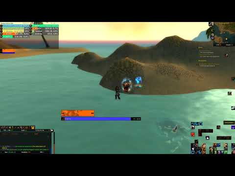 World Of Warcraft 2018-09-09 Winning Stranglethorn Fishing Extravaganza (Dread Pirate Ring)