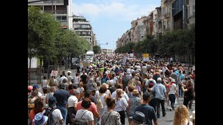 Ep 12 Join Us on an Anti 'Health' Pass French Protest in Perpignan