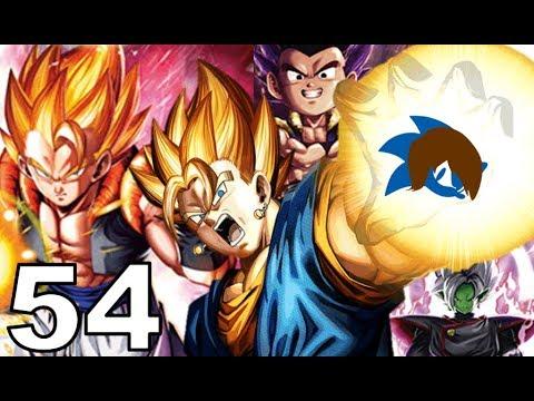 Dragon Ball Xenoverse 2 Online: Fusion Characters 1/DISRESPECT BOYZ - Johnic Adventure