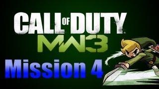 同Sonic玩MW3! - Mission 4