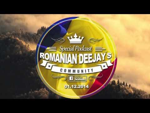 Romanian Deejays Community Special Podcast (1st December 2014)