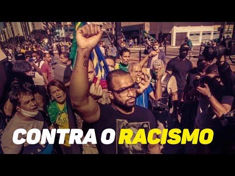 Protestos contra o racismo tem um símbolo, Emerson Márcio. Ele fala sobre essa luta que é de todos.