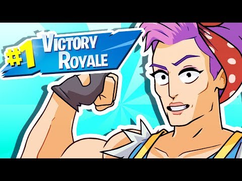 Yo Mama so Strong! Fortnite