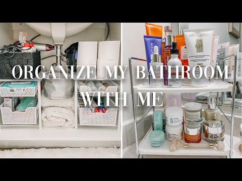 organize-my-bathroom-with-me:-storage-and-organization-tips-and-ideas