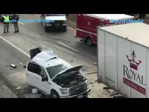 Fatal I-24 multi-car accident near Hopkinsville, KY (Feb. 5, 2018)