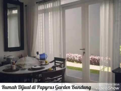 08986850777 Rumah Dijual  Bandung Utara Papyrus Garden
