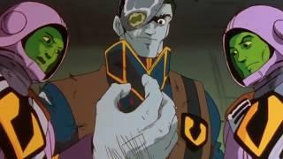"Macross Episode 11: ""First Contact"""
