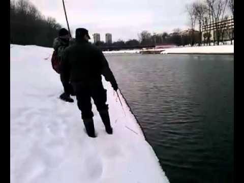 Рыбалка на Уводи