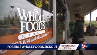 Whole Foods workers expected to stage sickout