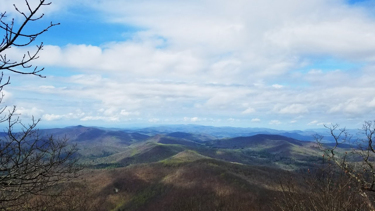 a6bf8595ef3 Hiking Blood Mountain via Byron Reece Trail to the AT in Blairsville ...