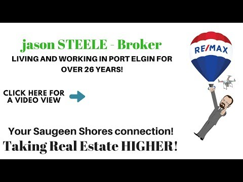 167 Saugeen Beach Road Waterfront Home for Sale