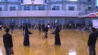 第20回記念剣道3時間立切試合 1999年1月17日 湯沢市総合体育館 第7試合...