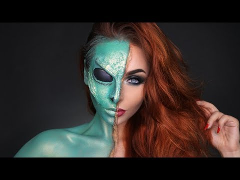 29 Hideously Scary Halloween Makeup Ideas You Can Borrow