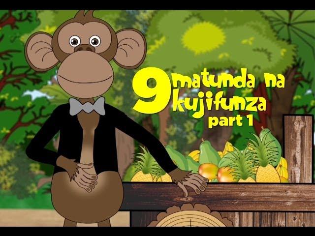 Ubongo Kids Webisode 9 - Matunda na Kujifunza Part 1