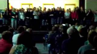 Portarlington Colaiste Iosagain Graduation Song 2011 - 5 Years Time
