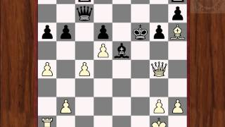 Разрушение пешечного прикрытия короля