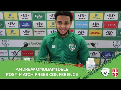 POST-MATCH PRESS CONFERENCE | Andrew Omobamidele