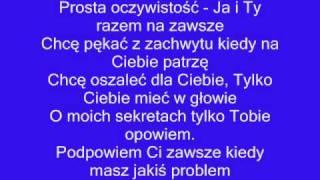 Stok - Tylko Ty Kochanie (+tekst)
