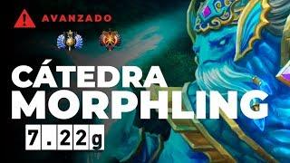 MODO TRYHARD!! EL MORPHLING NEXT LEVEL QUE ESPERABAN | CÁTEDRA | GUÍA AVANZADA