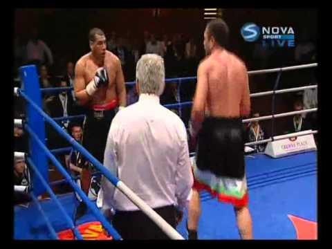 Kubrat Pulev  VS Derrick Rossy part2