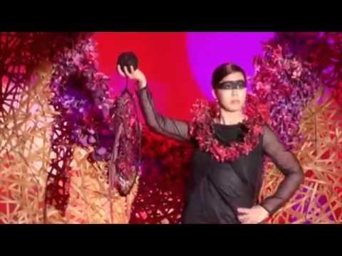 Floral Fashion Show for NIFA in Taiwan