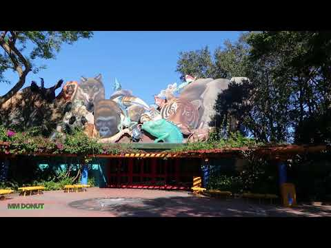 Rafiki's Planet Watch Full Walkthrough - Walt Disney World - Disney's Animal Kingdom 2017